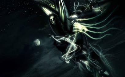 Angel of Death by Shinybinary