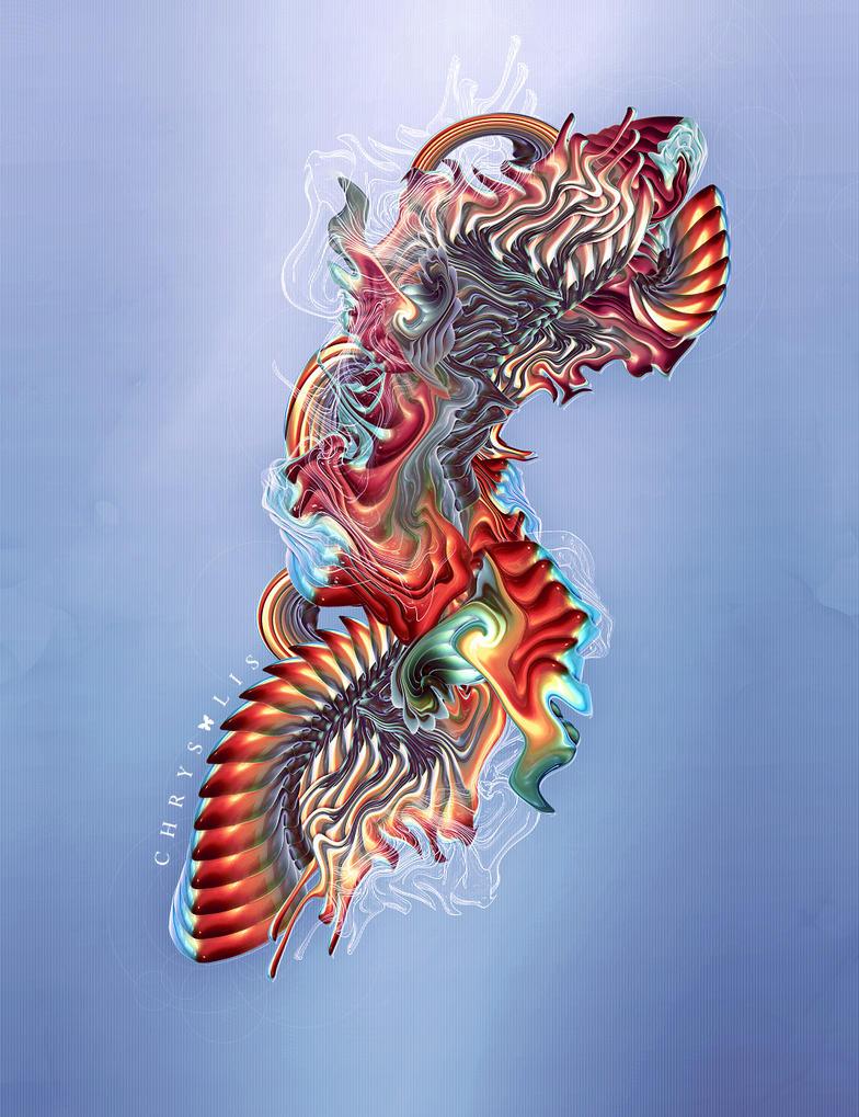 Chrysalis by Shinybinary