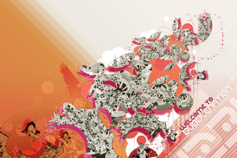 Bubblenation by Shinybinary