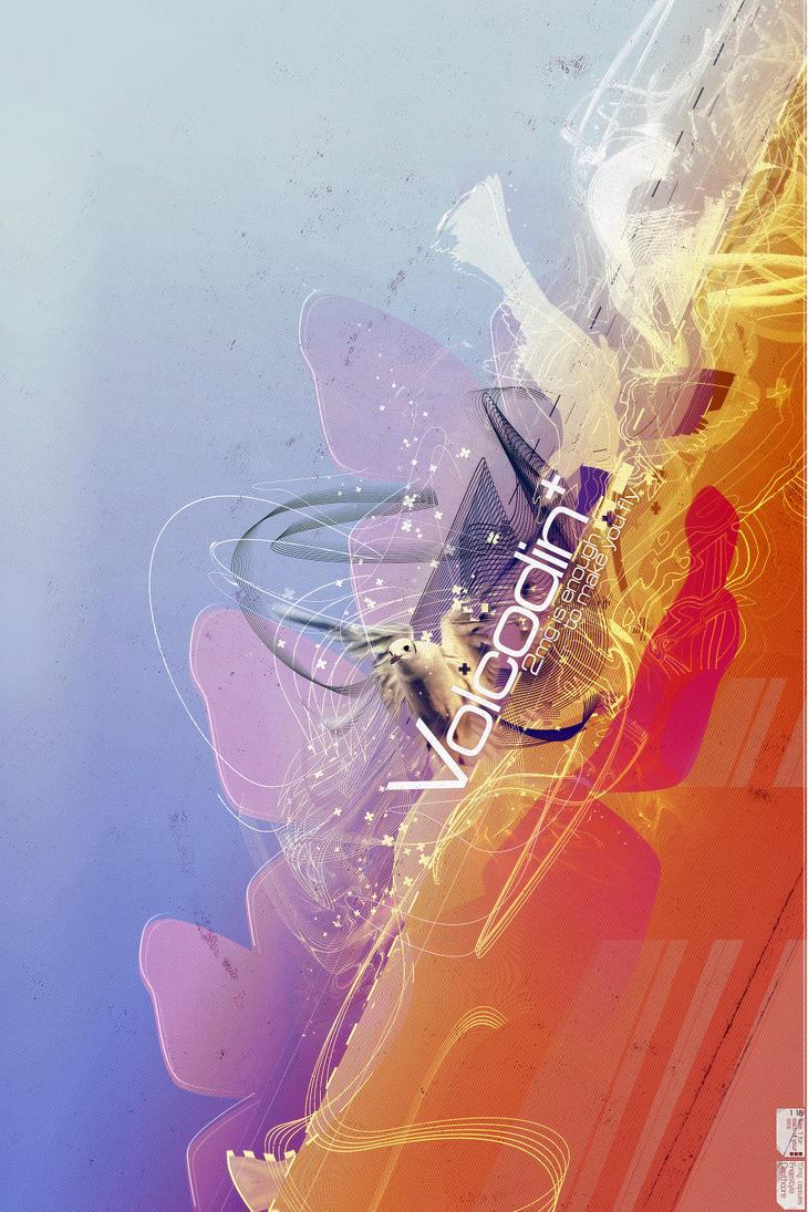 Volcodin by Shinybinary