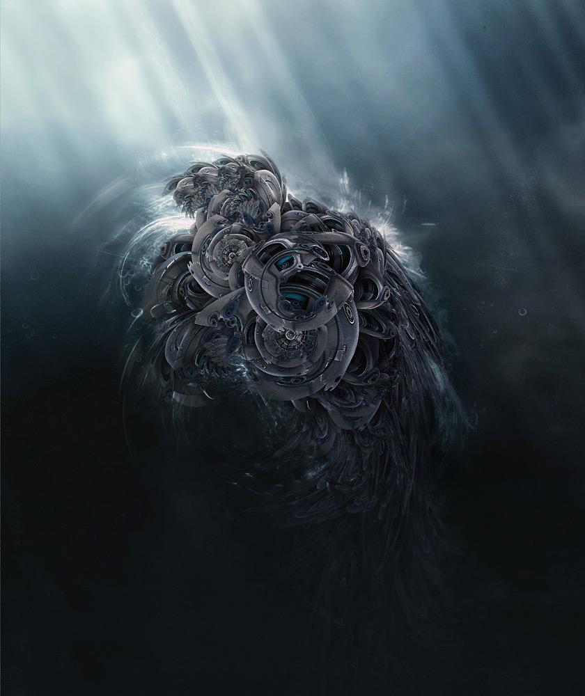 Leviathan by Shinybinary