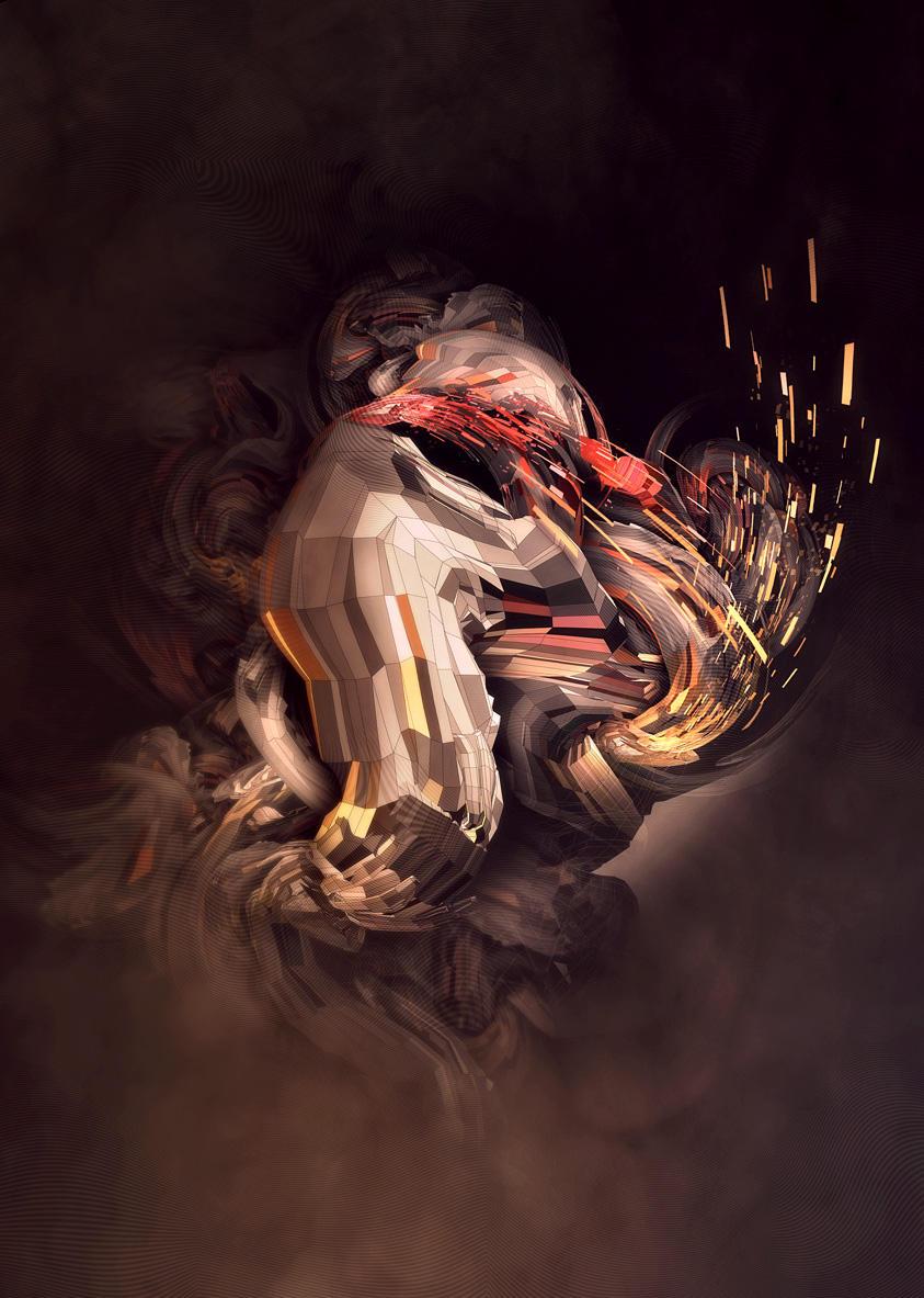 Demon by Shinybinary
