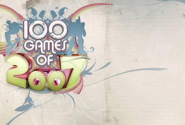 100 games by Shinybinary