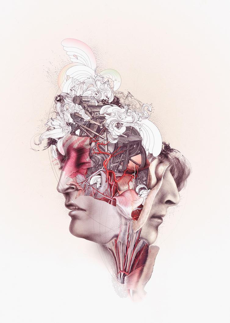 Dream machine by Shinybinary