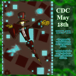 CDC May Day 18: TRX-TR by Deterex525