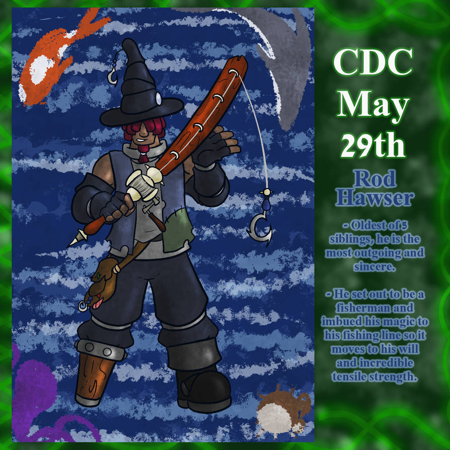 CDC May Day 29 by Deterex525