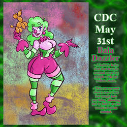 CDC May Day 31: Bala Dazzler by Deterex525