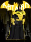 Cam's DCAU Batman (Sinestro Corps.)