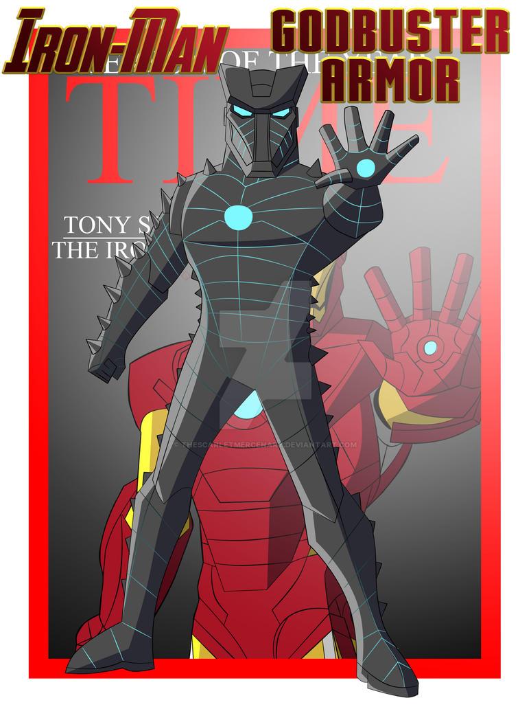 Iron Man Armor Blueprints Cam's MAU Iron Man (Go...