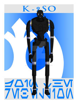 Squad-mates of Rogue One: K-2SO
