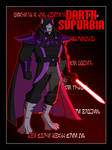 The Sith Pantheon- Darth Supurbia by TheScarletMercenary