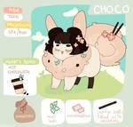 Flufferbun Ref- Choco