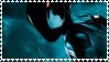 TRON: Rinzler stamp by Blue-Shadow-Tiger
