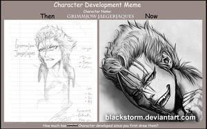 Character Developement Meme 01 by blackstorm