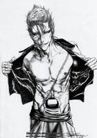 GRIMMJOW: You can't touch this by blackstorm