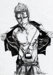 GRIMMJOW: You can't touch this