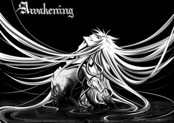 HOLLOW ICHIGO: Awakening by blackstorm