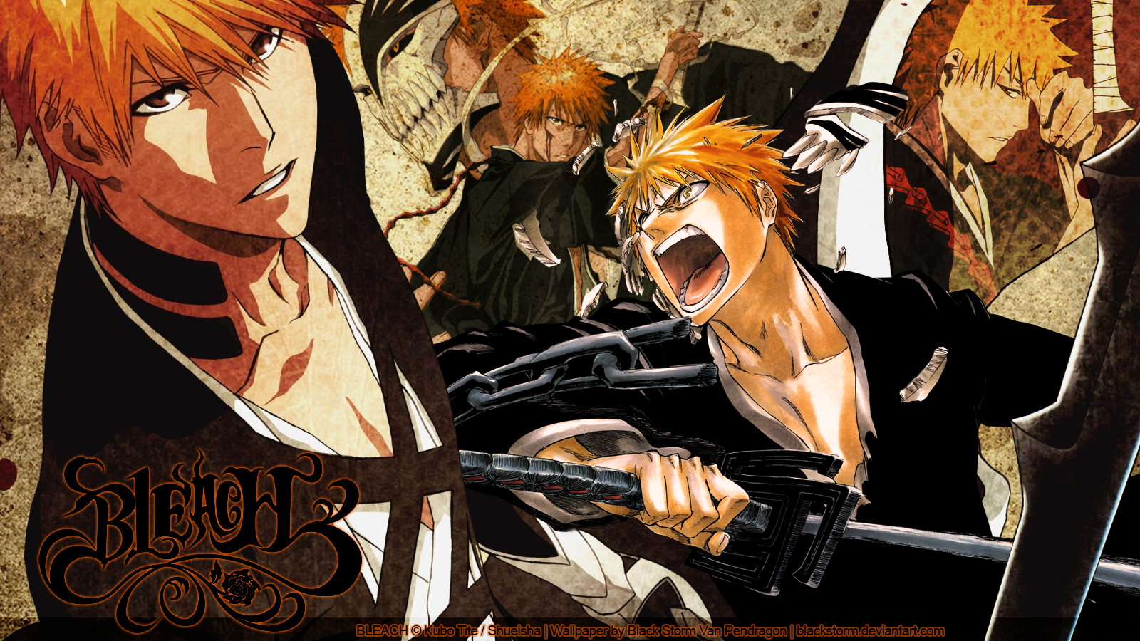Ichigo Bleach Wallpaper
