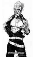 GRIMMJOW --Too hot (hot damn)--