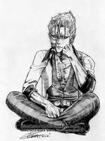 GRIMMJOW: That waiting game again... by blackstorm