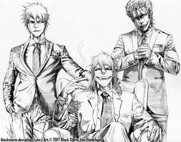 BLEACH: Dinner with the Family