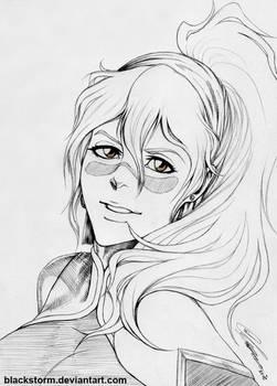 Commission: Nelliel for KuriMuzai