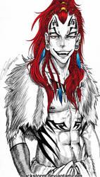 BLEACH : Abarai Renji + Viking AU