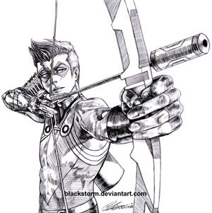 Commission : Red Arrow