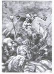 CONAN The DESTROYER Frazetta