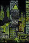 The Dark Knight - Batman by StonedSmeagol