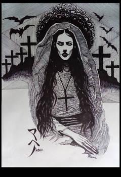 Vampire Baroness - Renee DeSang