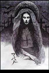 Vampire Baroness - Rene DeSang