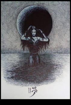 Selene ~ Goddess of the Moon
