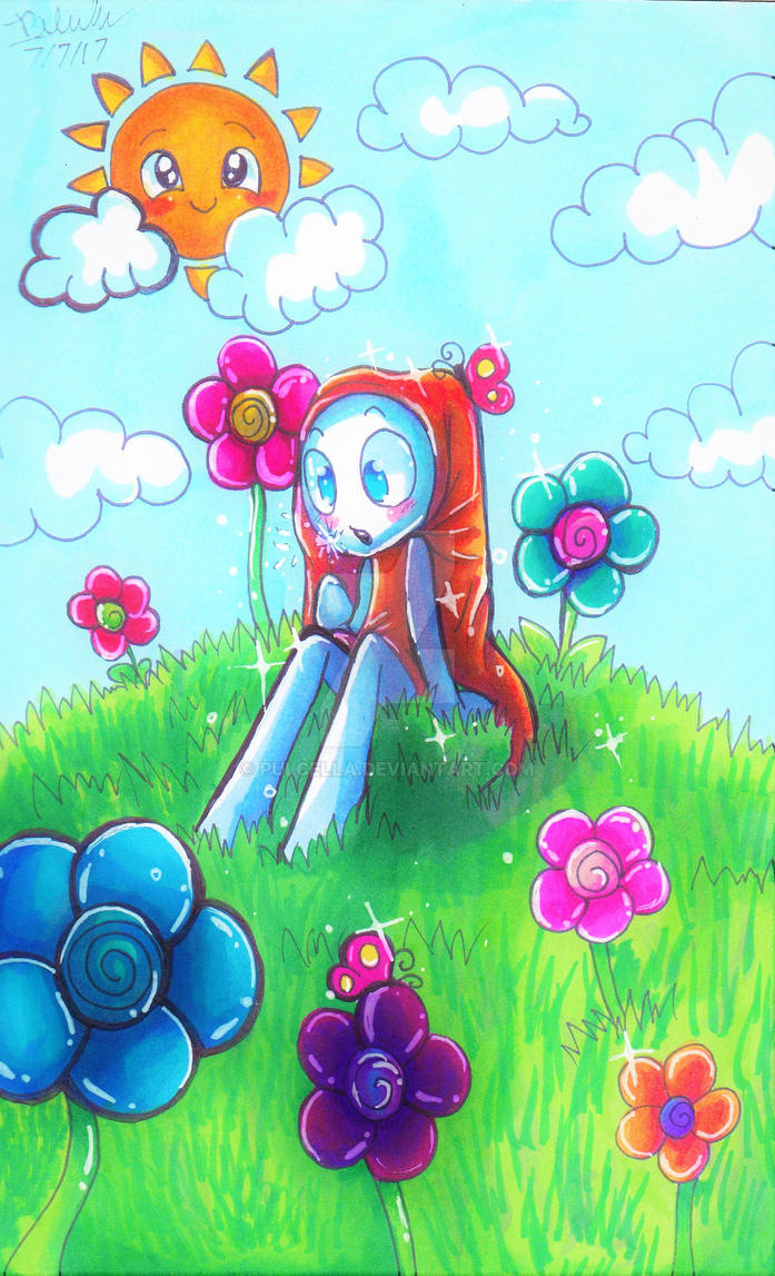 Peaceful Day by Pilulu