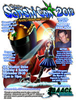 SC 2012 Flyer by Senshi-Con