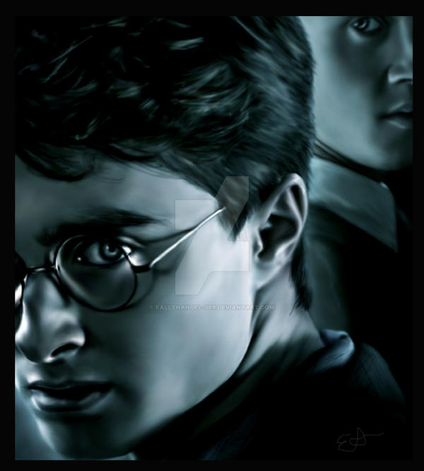 Hp: The Half Blood Prince by fallenangel-089