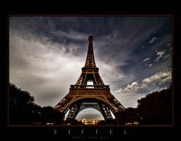 . : Eiffel : . by kharax