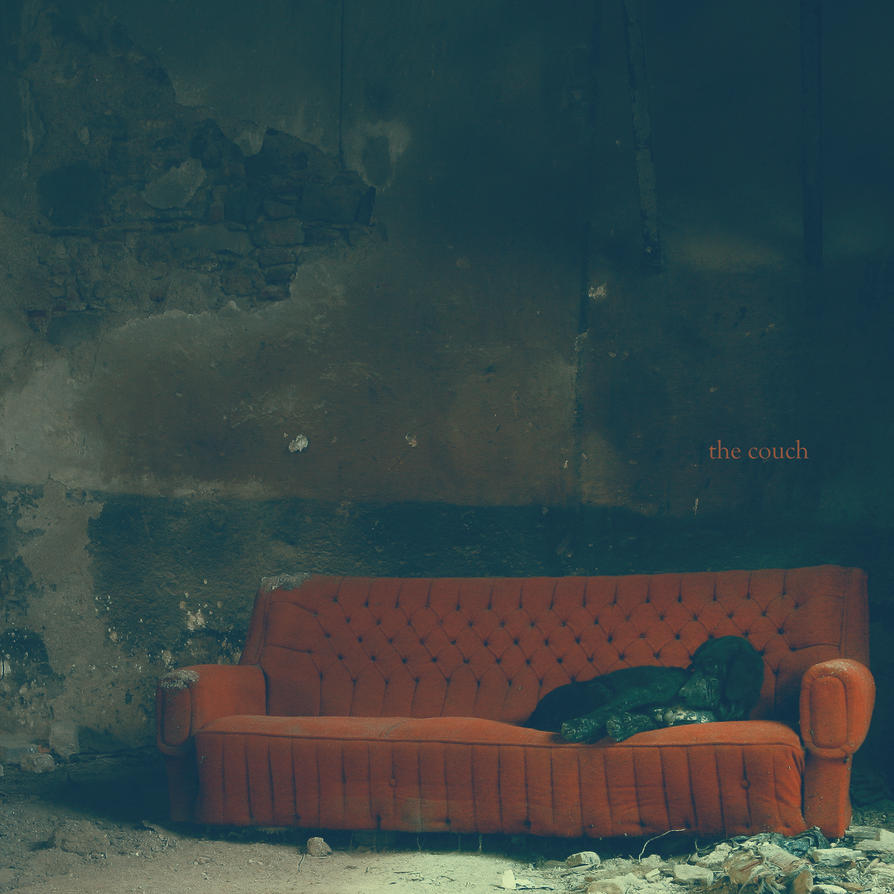 . : the couch : . by kharax