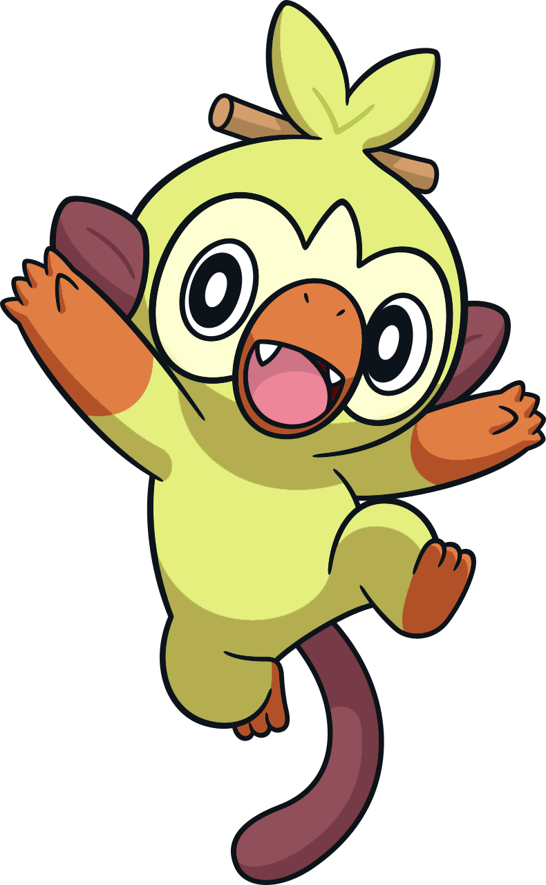 Shiny Grookey Dream World By Redking632 On Deviantart Let's go, pikachu, and let's go, eevee, and has been carried over into pokémon sword and shield. shiny grookey dream world by redking632