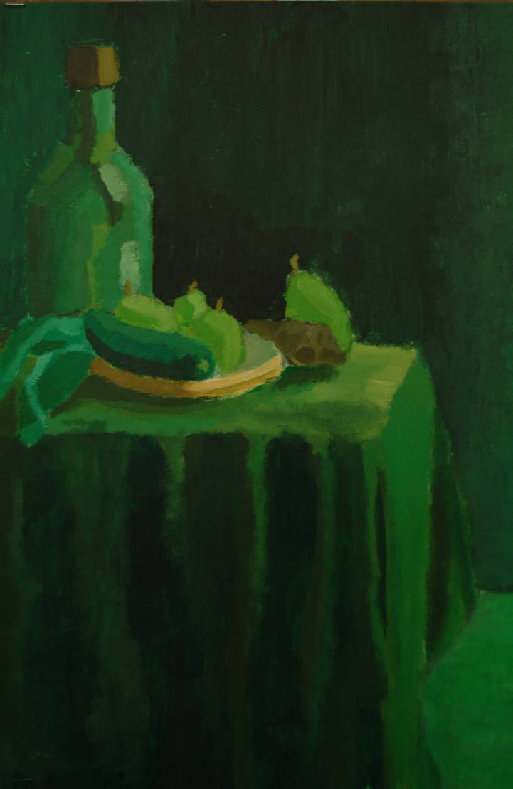 Still Life: Green