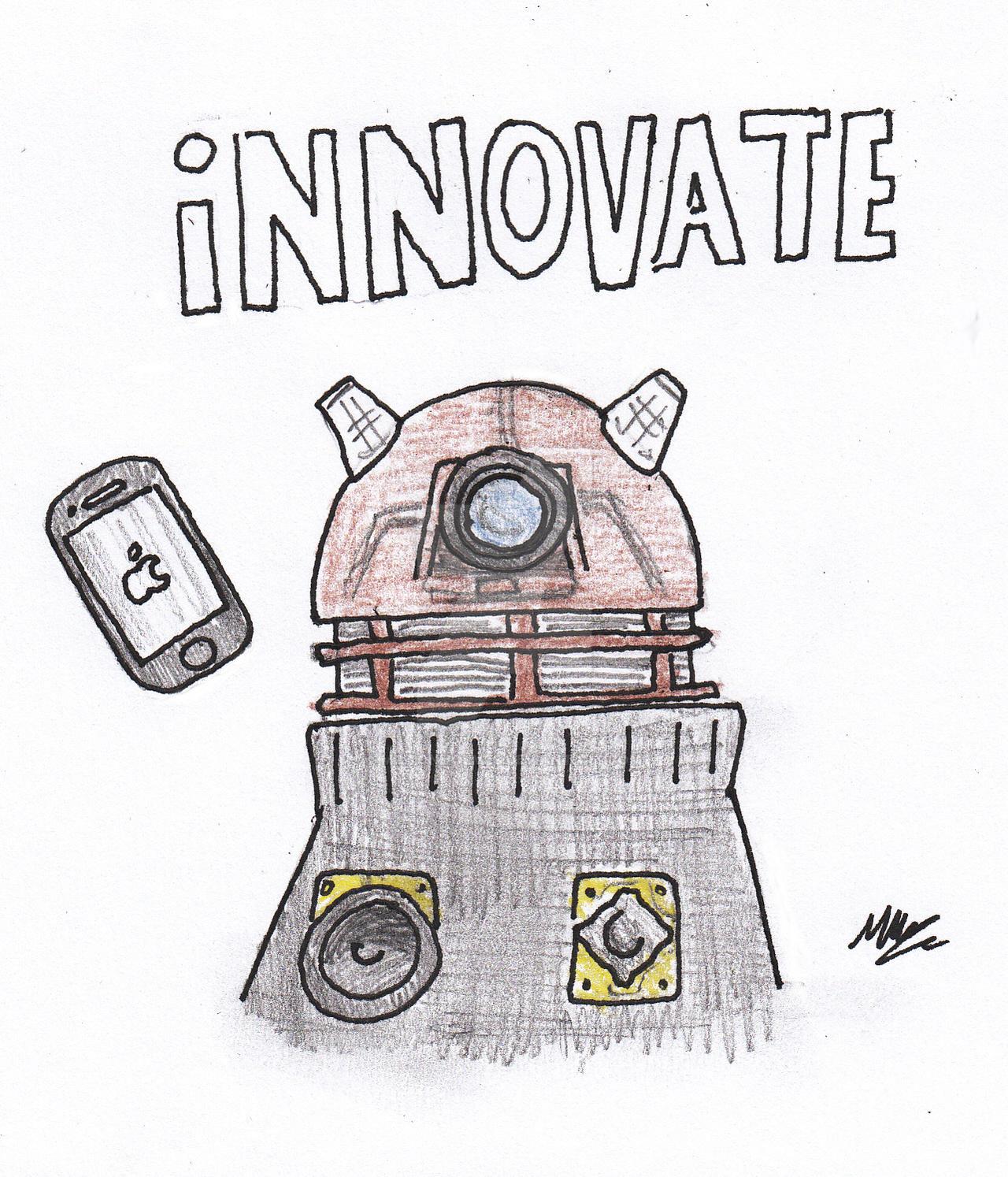 INNOVATE! by Miltonholmes