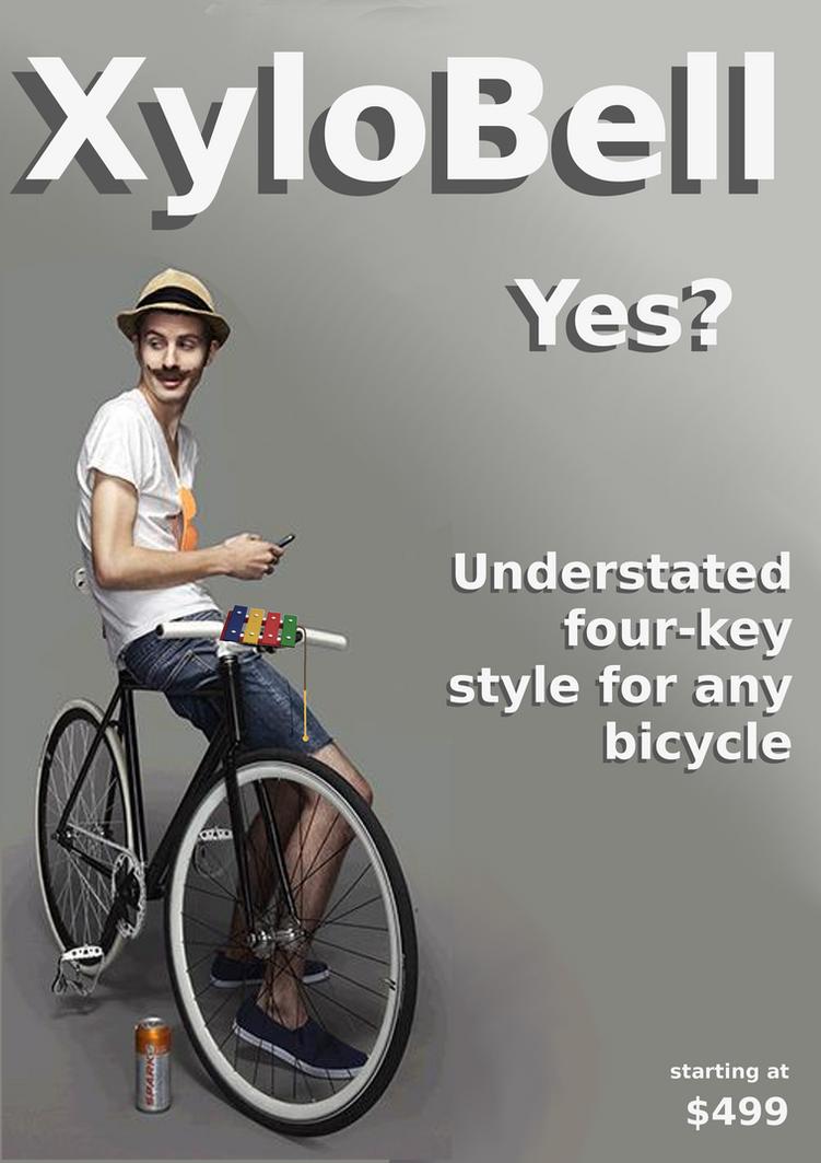 Xylobell advert by Miltonholmes