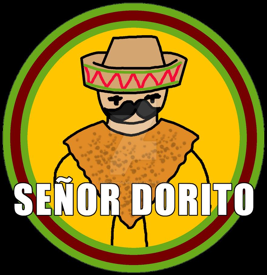 Senor Dorito by Miltonholmes