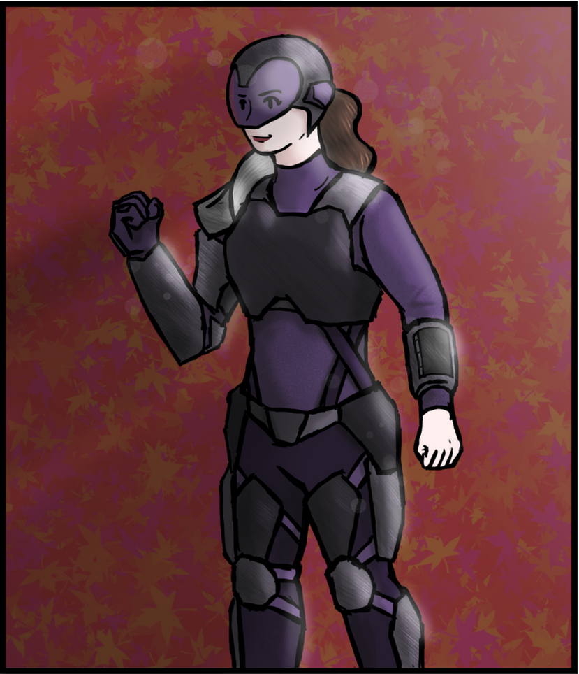 Collateral's Exo Suit by Miltonholmes