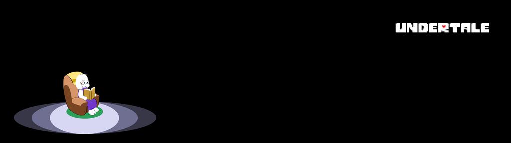 Toriel Wallpaper x2 (3840 x 1080) by Miltonholmes