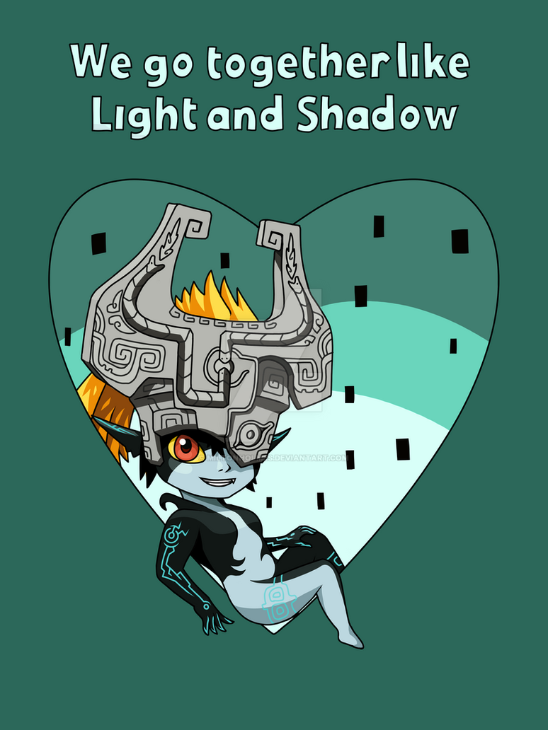 Midna - Valentines 2018 by Miltonholmes