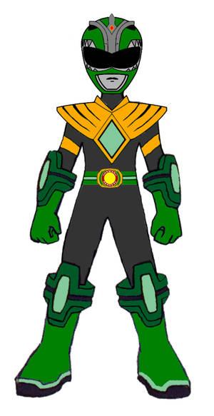 Green Ranger X