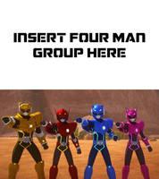 Miniforce Suit Template by RedStriker23424
