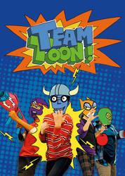 Team Toon by RedStriker23424