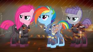 Wallpaper - Equestria's Front Line